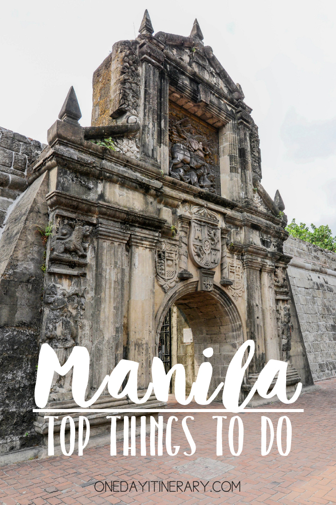 Manila The Philippines Top things to do