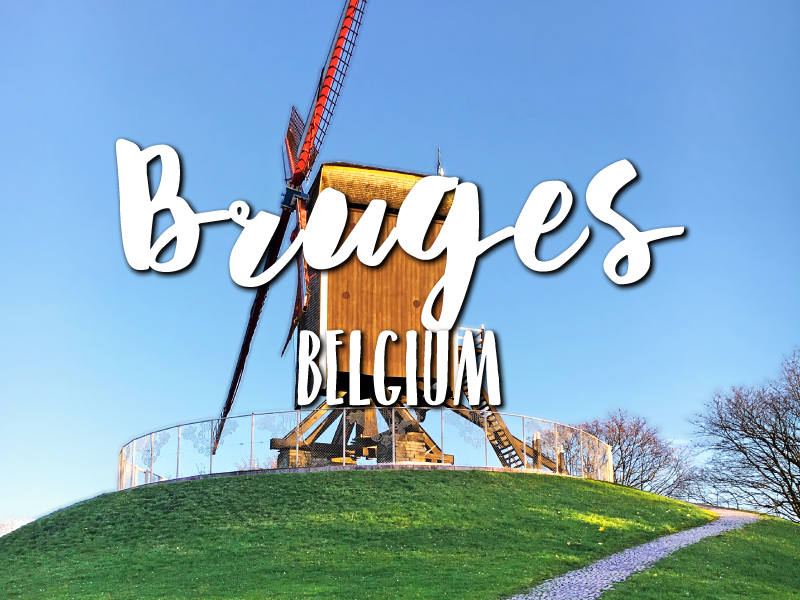 One Day in Bruges Itinerary – Top Things to Do in Bruges, Belgium