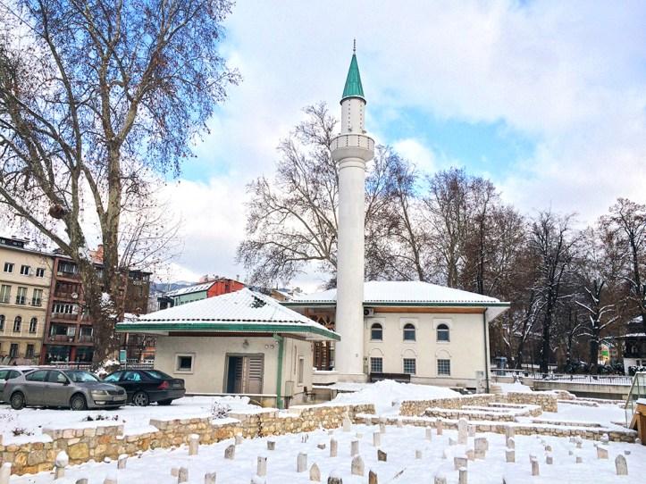 Winter in Sarajevo