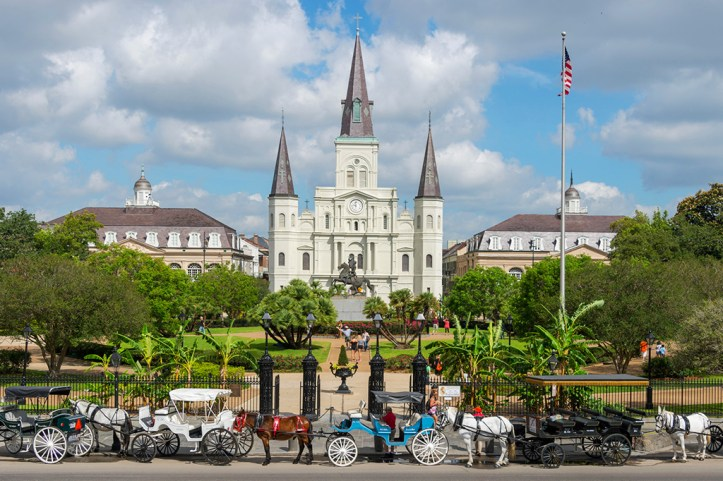 St. Louis Cathedral, New Orleans 2