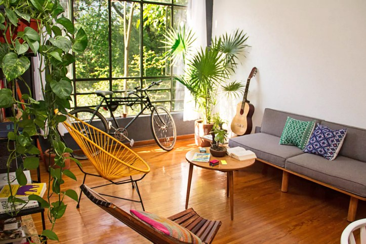Airbnb Apartment in Mexico City