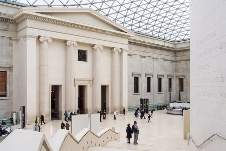 British Museum London Guide
