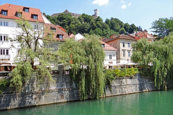 Cankarjevo Nabrezje, Ljubljana