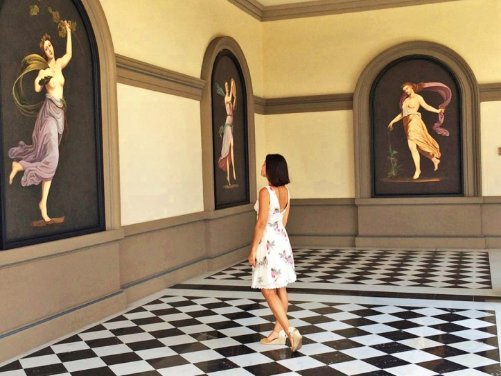 Chapultapec Castle Art