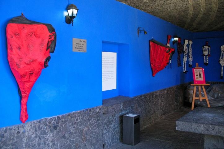 Frida Kahlo's house, Mexico City