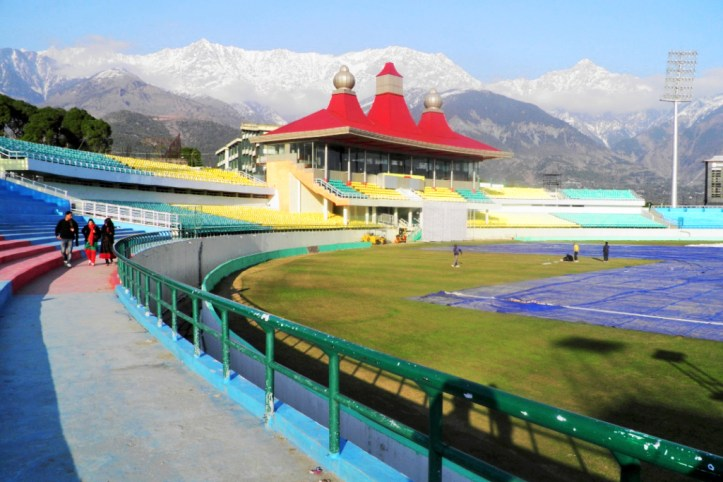 HPCA Cricket Stadium, Dharamsala