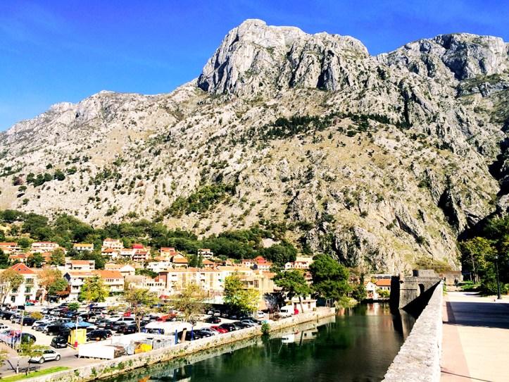 Kotor Montenegro Landscape