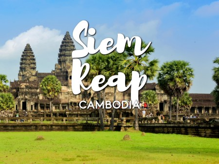 One day in Siem Reap Itinerary