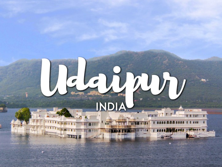One day in Udaipur Itinerary