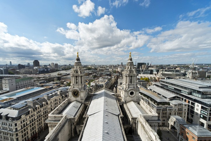 St.Paul's Cathedral View, London
