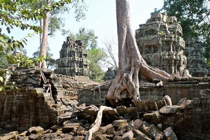 Ta Phrom Angakor Wat Guide