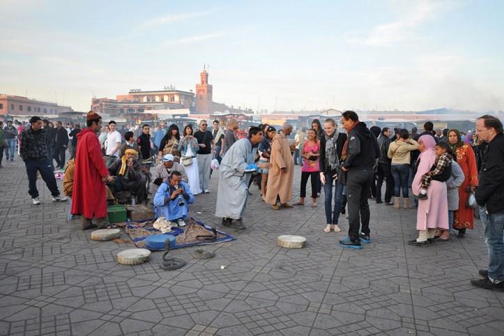 Jemaa El Fna, Marrakesh