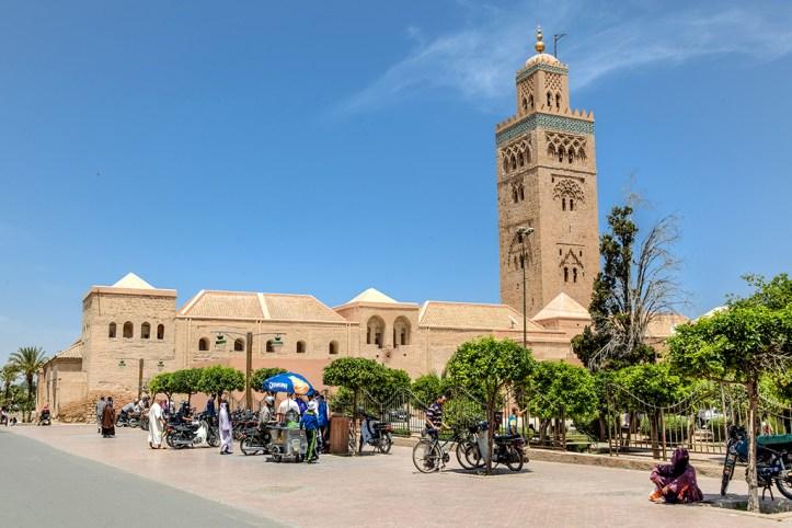 Koutoubia Mosque, Marrakesh