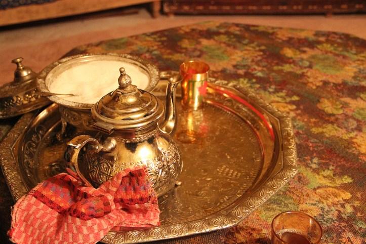 Moroccan Mint Tea, Marrakesh