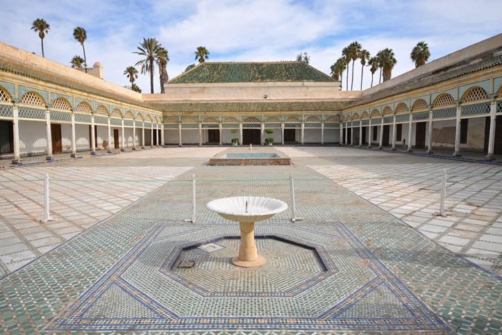 The Bahia Palace, Marrakesh