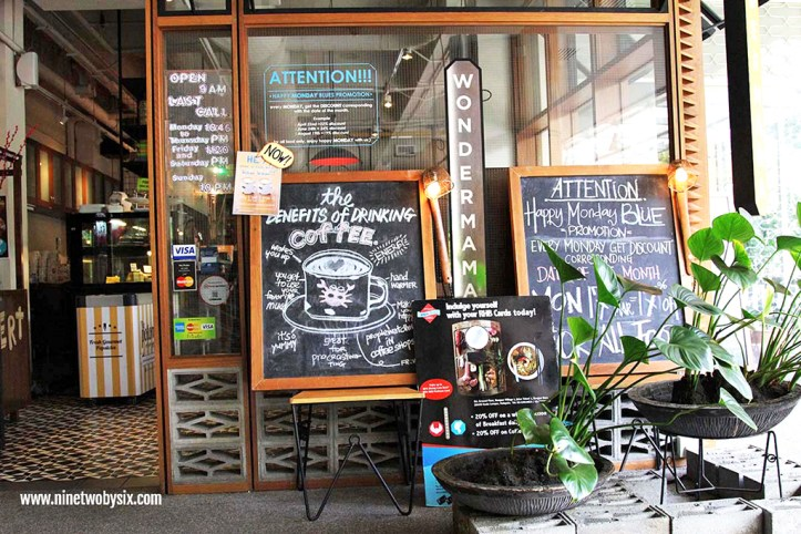 Wondermama Cafe Kuala Lumpur