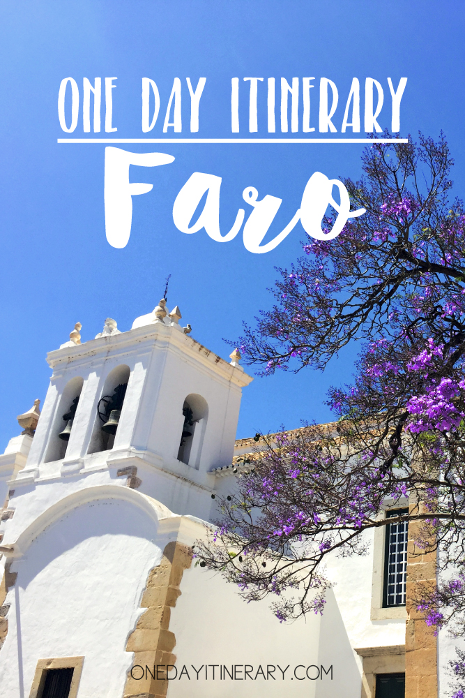 Faro Portugal One day itinerary