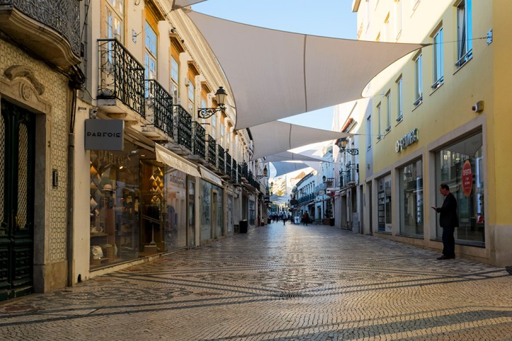 Streets of Faro