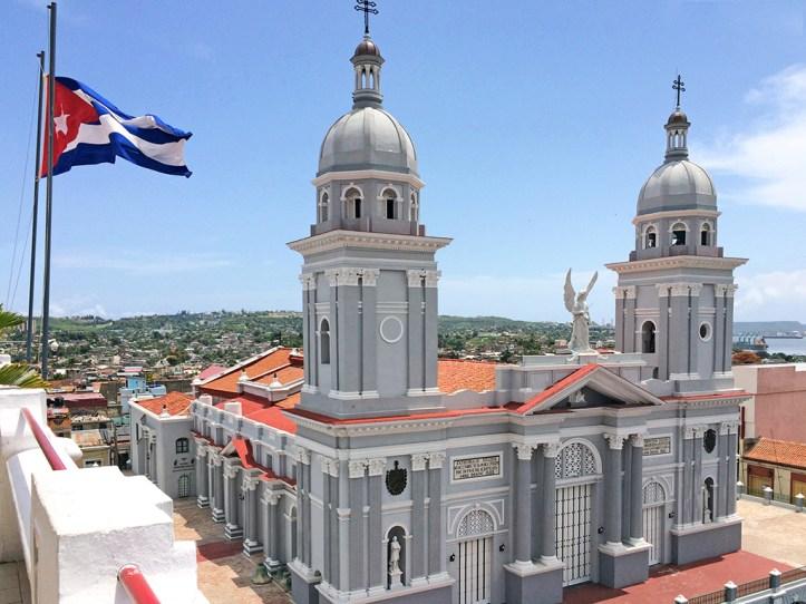 Cathedral of Our Lady of the Assumption Santiago de Cuba