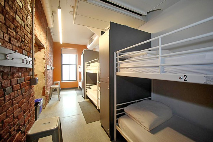 HI - Boston Hostel