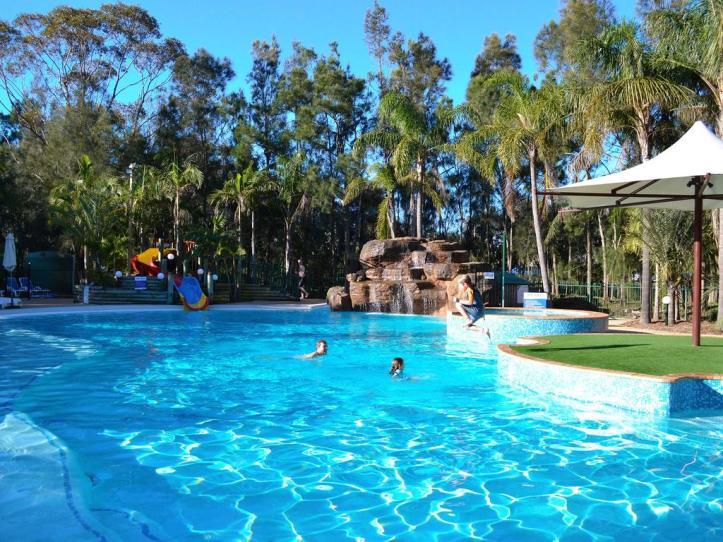 NRMA Ocean Beach Holiday Park Central Coast