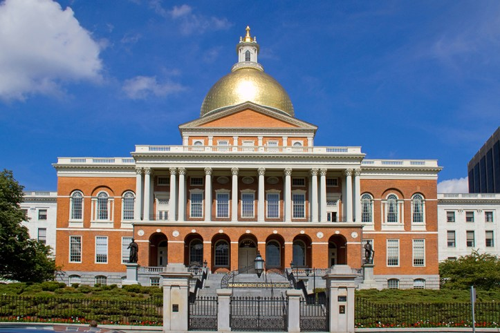 New Statehouse, Boston