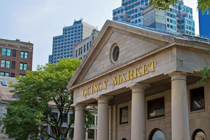 Quincy Market, Boston