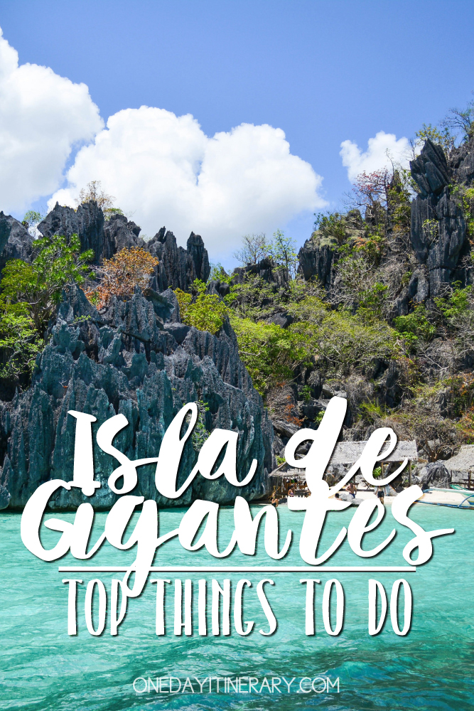 Isla de Gigantes The Philippines Top things to do