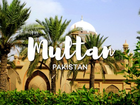 One day in Multan Itinerary