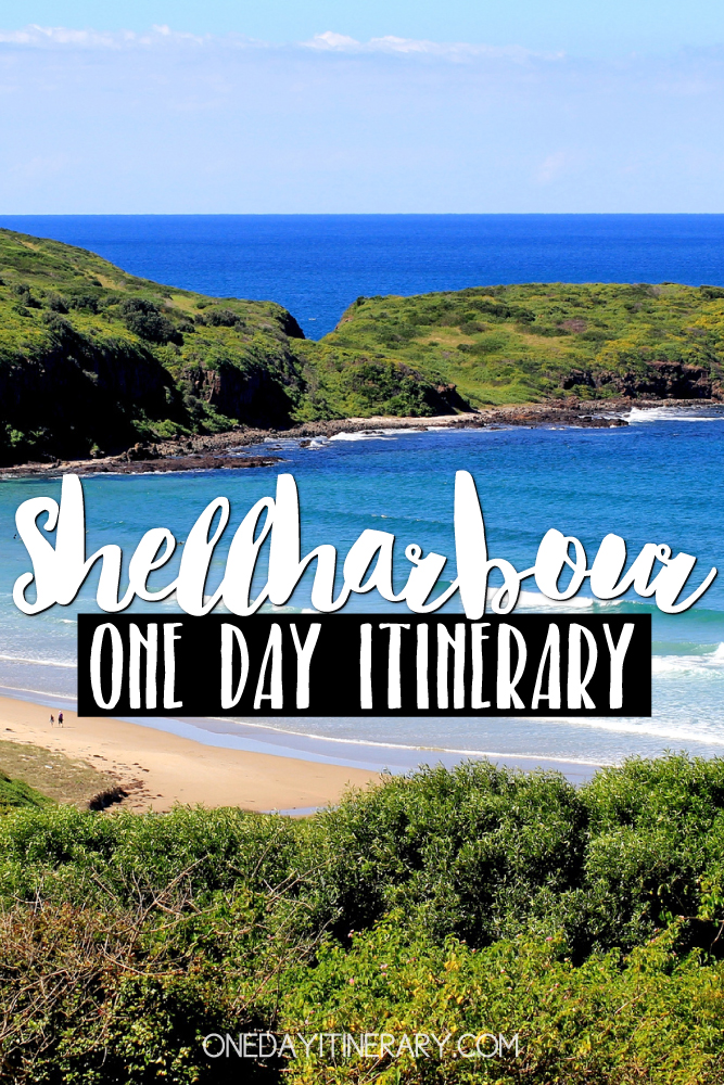 Shellharbour Australia One day itinerary