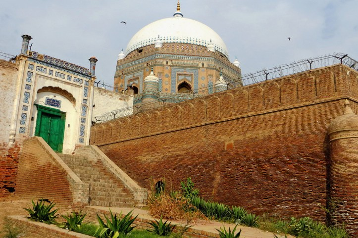 Shrine of Shah Rukn e Alam, Multan