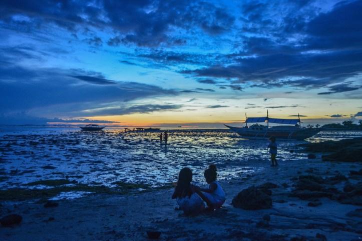 Sunset in Isla de Gigantes