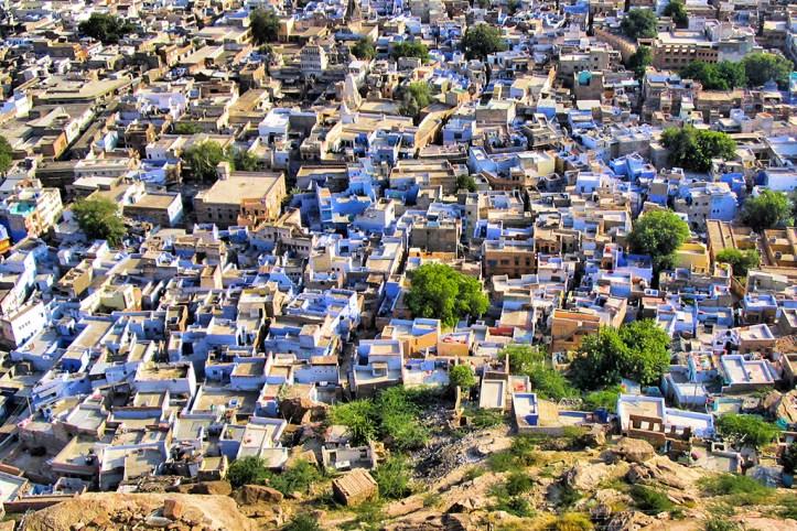 Blue City, Jodhpur