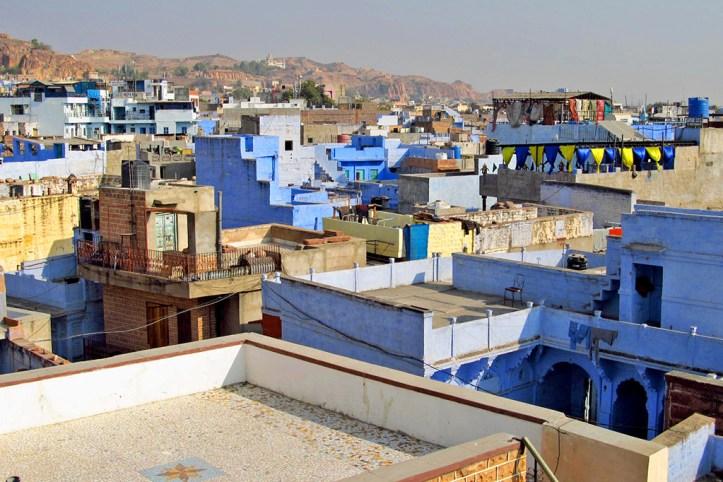 Blue Houses, Jodhpur