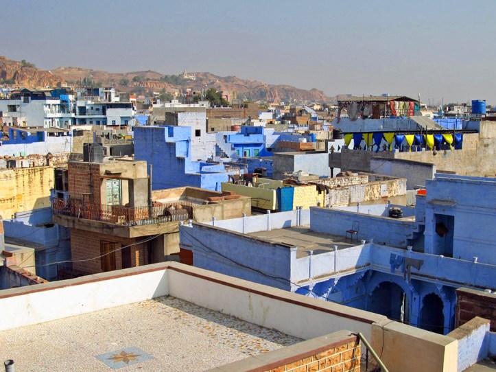 Blue Houses in Jodhpur