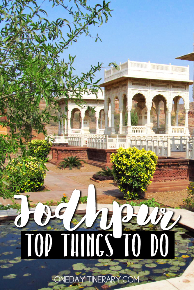 Jodhpur India Top things to do