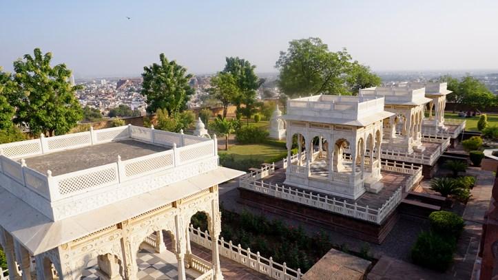 Royal Tomb in Jodhpur