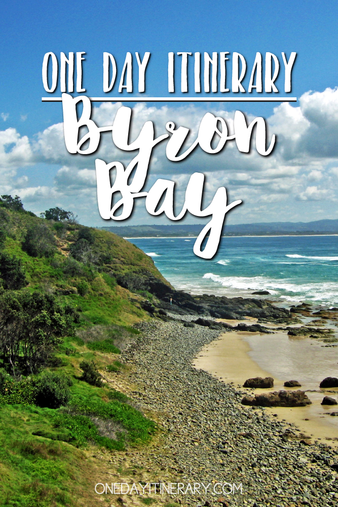 Byron Bay Australia One day itinerary