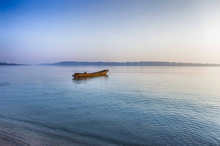 Sunrise, Andaman Islands