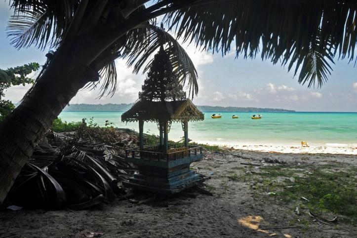 Vijay Nagar beach, Andaman Islands
