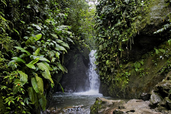 Mindo Waterfalls