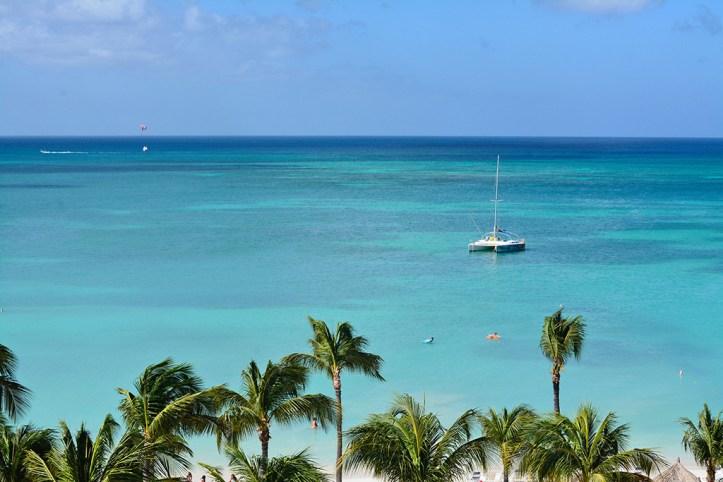 Aruba Sea