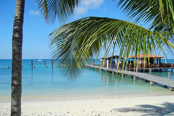 Oranjestad Beach, Aruba