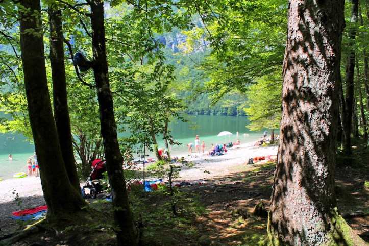 Pebble Beach, Lake Bohinj