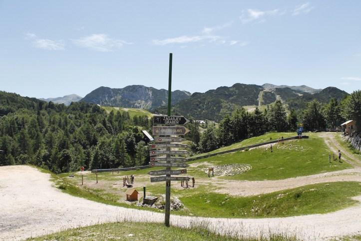 Vogel Ski Resort, Bohinj
