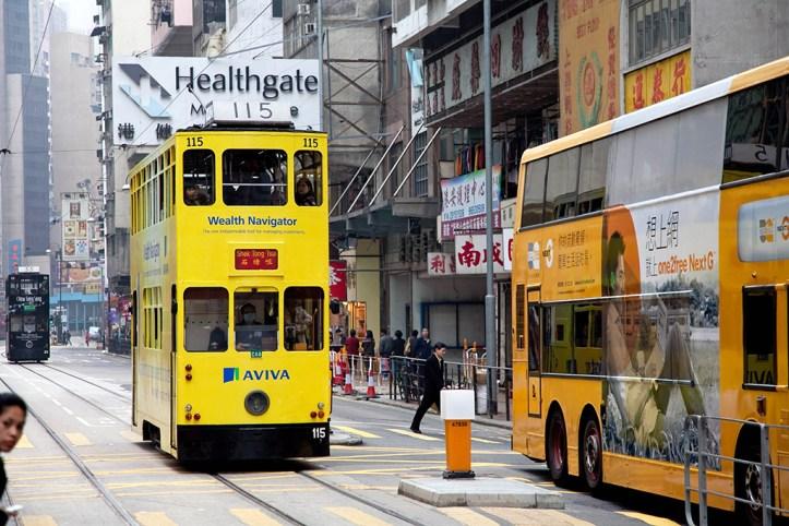 Doubledeck Tram