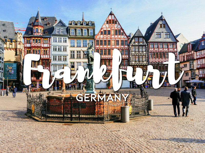One day in Frankfurt itinerary - Top things to do in Frankfurt, Germany