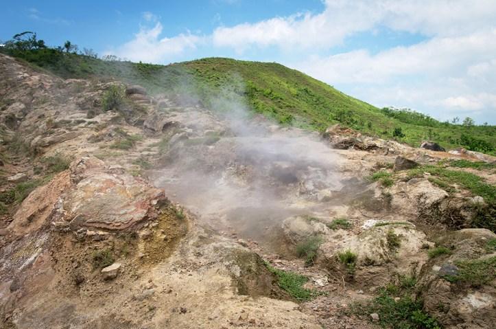 Volcano Soil