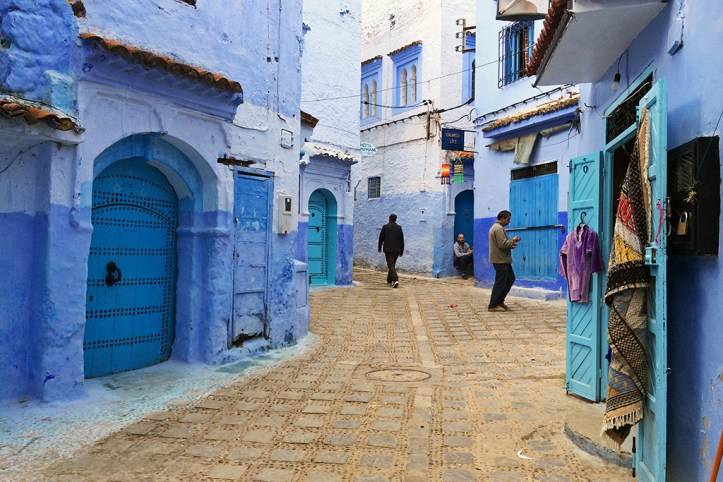 Winter in Chefchaouen