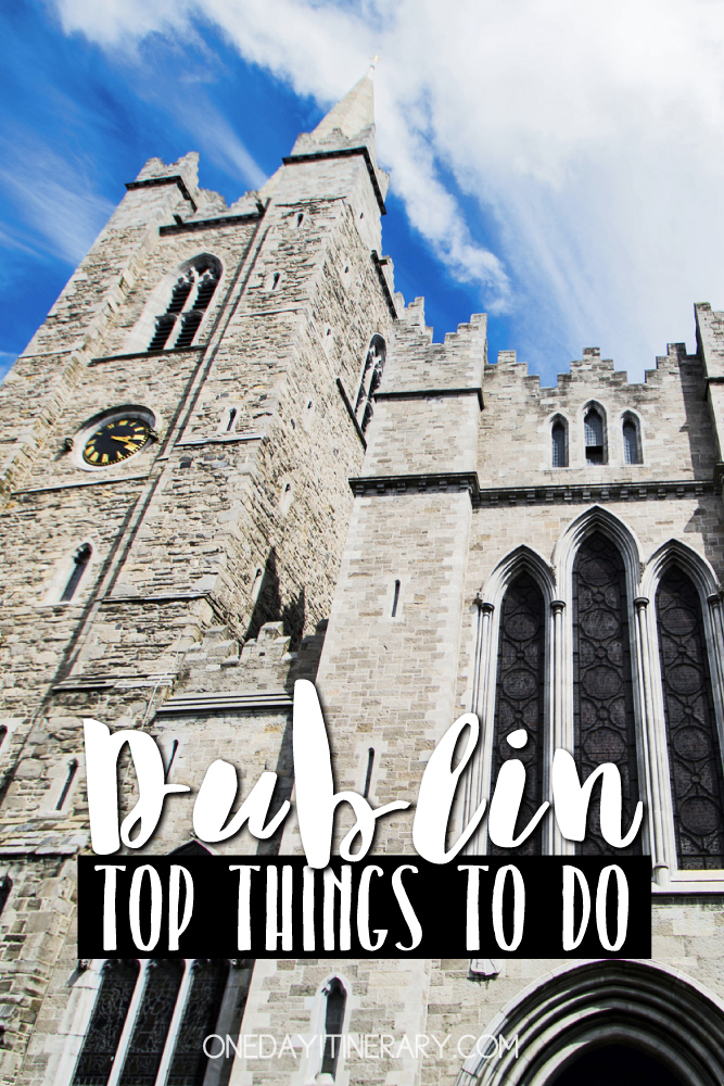 Dublin, Ireland - Top things to do